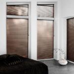 Plissee Spezielle Fensterformen 1 Sonnenschutz Innenbereich Köln