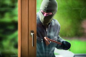 Einbruchschutz für Terassentüren